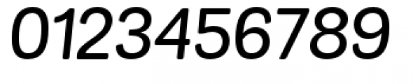 Grota Sans Rounded Medium Italic Font OTHER CHARS