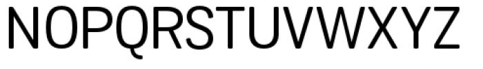 Grota Sans Rounded Regular Font UPPERCASE