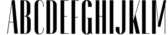 GRACE, A Sophisticated Typeface 1 Font UPPERCASE