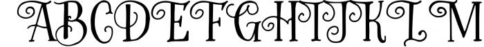 Greatest - A Vintage Font Font UPPERCASE
