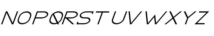 GRACETIANS Italic Font UPPERCASE