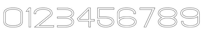 GRACETIANS Stroke Font OTHER CHARS