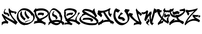 GRAFFPITY_Free Font UPPERCASE