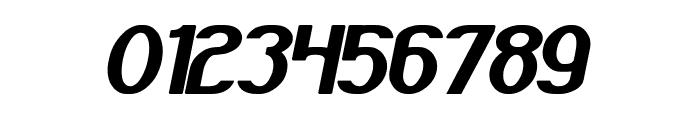 GRAND PRIX Bold Italic Font OTHER CHARS