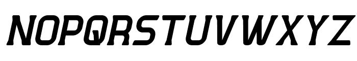 GREAT ADVENTURE Italic Font UPPERCASE
