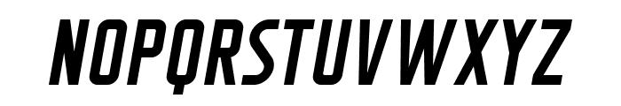 GROTESKIA-OBLIQUE Font UPPERCASE