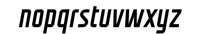 GROTESKIA-OBLIQUE Font LOWERCASE