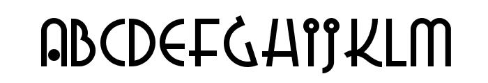 Grado Gradoo NF Font LOWERCASE