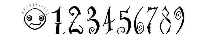 GrafFittyPunk Font OTHER CHARS
