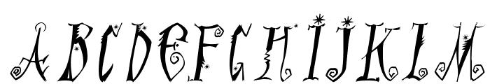 GrafFittyPunk Font LOWERCASE