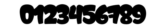 Graffismo-Regular Font OTHER CHARS