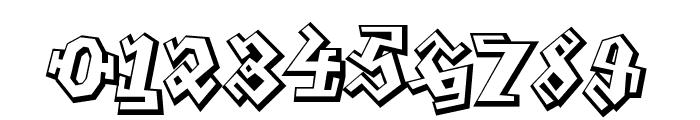 GraffitiTreat-Regular Font OTHER CHARS