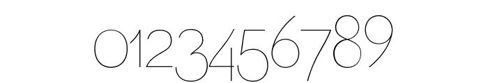 Gram Regular Font OTHER CHARS