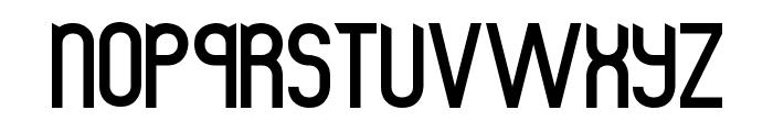 Gram Font UPPERCASE