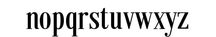 Granaina-limpia Font LOWERCASE
