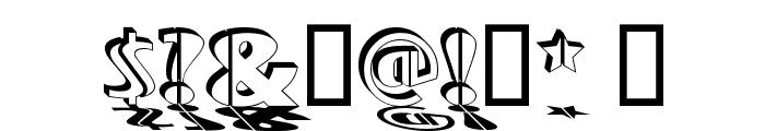 GrandPrix Font OTHER CHARS