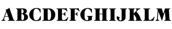 GrandeeCP Font UPPERCASE