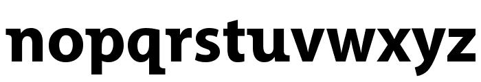 Grandesign Neue Roman Bold Font LOWERCASE