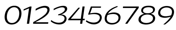 Grandi PERSONAL USE Light Italic Font OTHER CHARS