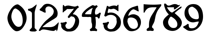 Grange Regular Font OTHER CHARS