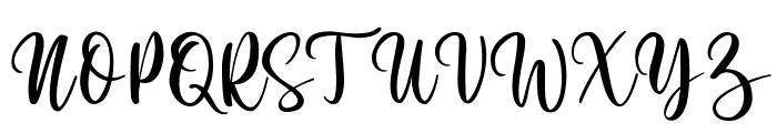 Granotta Font UPPERCASE