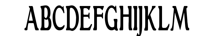 GranthamCondensed Roman  What Font is