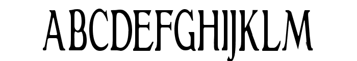 GranthamLightCondensed  What Font is