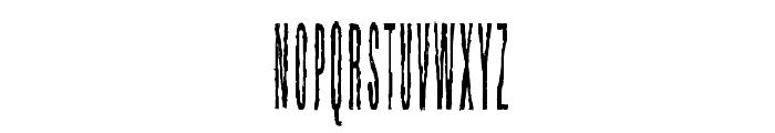Grapevine Font UPPERCASE