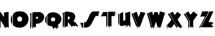 Grauman Font UPPERCASE