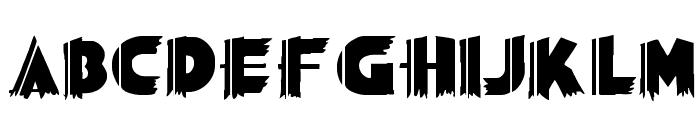 Grauman Font LOWERCASE