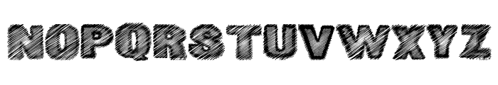 GreatShake Font LOWERCASE