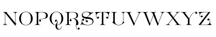 GreatVictorian-SwashedSC Font LOWERCASE