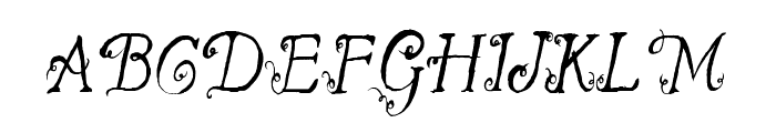 GreatWinter Font UPPERCASE
