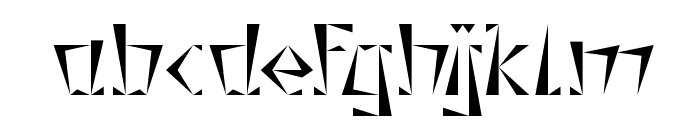 Grecques Tryout Font LOWERCASE