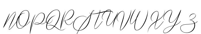 Gredom Font UPPERCASE