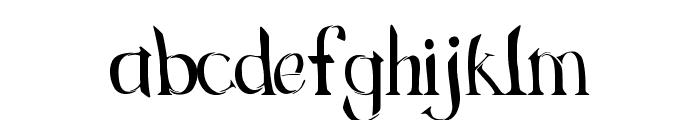 Green Grass Regular Font UPPERCASE