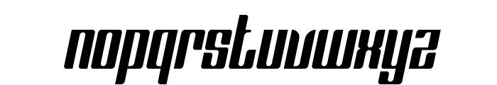Greenleaf Italic Font LOWERCASE