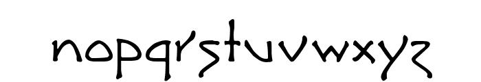 Greetings Font LOWERCASE