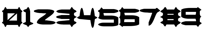 Greghor II Font OTHER CHARS