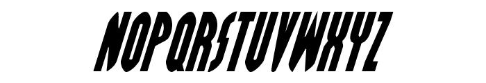 Grendel's Mother Italic Font LOWERCASE