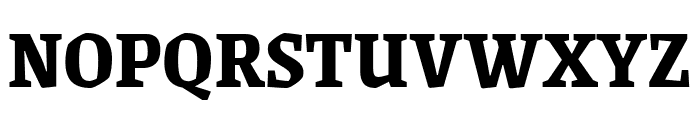 Grenze Bold Font UPPERCASE