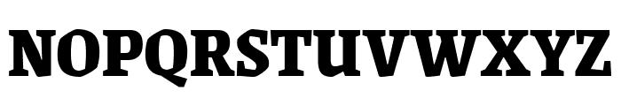 Grenze ExtraBold Font UPPERCASE