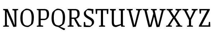 Grenze Light Font UPPERCASE