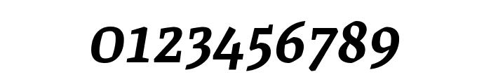 Grenze Medium Italic Font OTHER CHARS