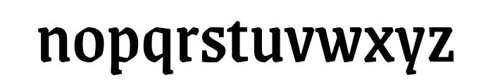 Grenze Medium Font LOWERCASE