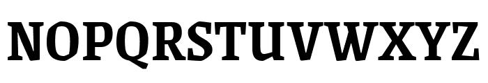 Grenze SemiBold Font UPPERCASE