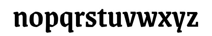 Grenze SemiBold Font LOWERCASE