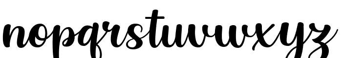 Grestal Script DEMO Regular Font UPPERCASE