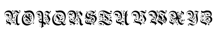 GriffinTwo Font LOWERCASE