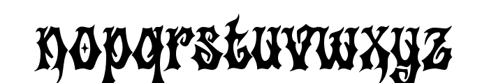Griffin Font LOWERCASE